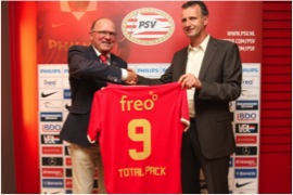 Total Pack verlengd contract met PSV